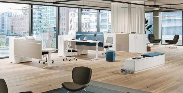 mobilier de bureaux design
